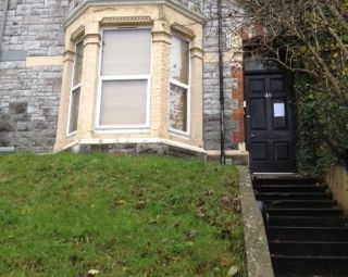Thumbnail 1 bed flat to rent in Houndiscombe Road, Mutley Plain, Plymouth