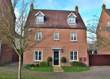 Merman Rise, Oxley Park, Milton Keynes MK4. 5 bed detached house for sale