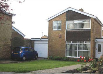Thumbnail 3 bed detached house for sale in Cramond Way, Collingwood Grange, Cramlington