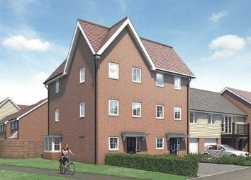 Thumbnail 4 bedroom semi-detached house for sale in Runwell Road, Runwell, Essex