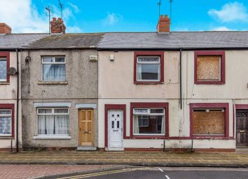 Thumbnail 3 bed terraced house for sale in Burbank Street, Hartlepool, Durham