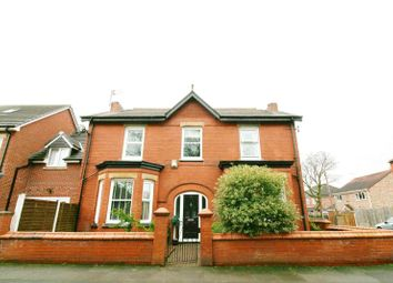 Thumbnail 4 bed detached house for sale in Fir Road, Swinton, Manchester