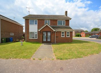Thumbnail 5 bed detached house for sale in Catchpole Close, Kessingland, Lowestoft