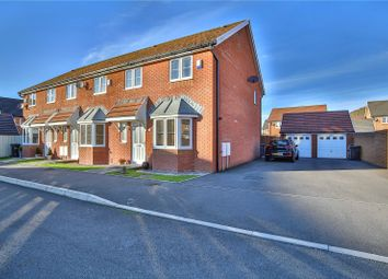 Thumbnail 3 bed end terrace house for sale in Larch Lane, Bedwelty Gardens, Tredegar, Blaenau Gwent