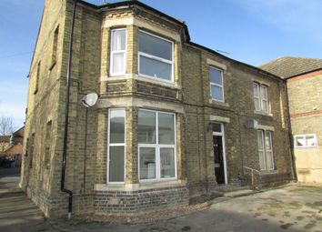 Thumbnail 1 bedroom flat for sale in Queen Street, Whittelsey