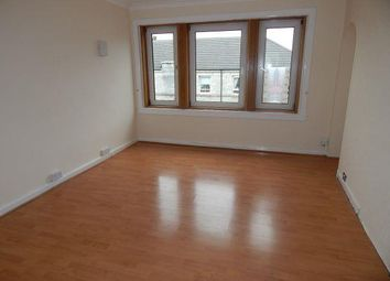 Thumbnail 2 bed flat to rent in High Street, Johnstone