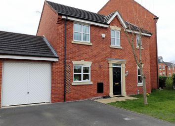Thumbnail 3 bed property for sale in Salisbury Close, Crewe