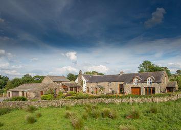 Thumbnail 7 bed detached house for sale in Thwaite Moss & Cottage, Tatham, Lancaster, Lancashire
