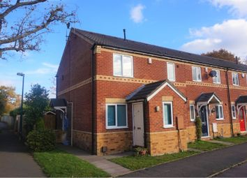 Thumbnail 1 bed end terrace house for sale in Ashley Way, Coventry