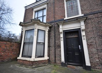 Thumbnail 1 bed flat to rent in Grange Crescent, Ashbrooke, Sunderland