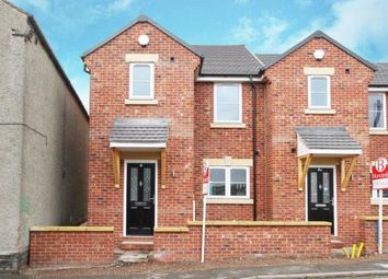 Thumbnail 3 bed town house for sale in Pottery Mews, Barker Lane, Chesterfield, Derbyshire