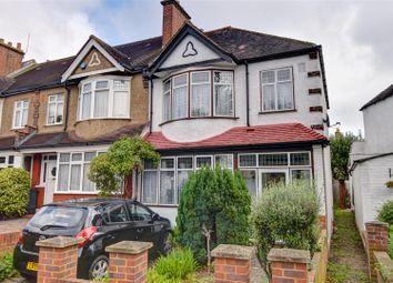 Thumbnail 3 bed end terrace house for sale in Pollards Hill South, London