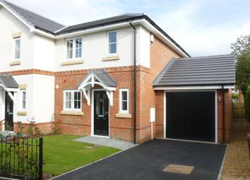 Thumbnail 3 bed semi-detached house to rent in Woodlands Road, Farnborough