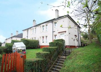 Thumbnail 2 bedroom cottage for sale in Inverleith Street, Glasgow, Lanarkshire