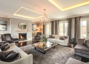 Thumbnail 6 bed detached house to rent in Broomhouse Lane, London
