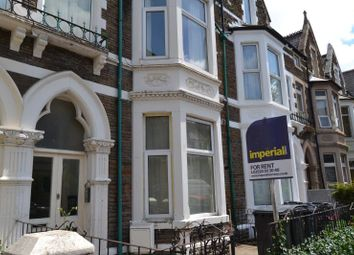 Thumbnail 6 bedroom terraced house to rent in 20, Connaught Road, Roath, Cardiff, South Wales