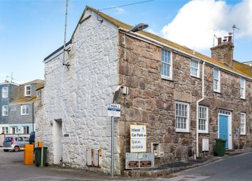 Thumbnail 2 bed end terrace house for sale in Back Road East, St. Ives, Cornwall