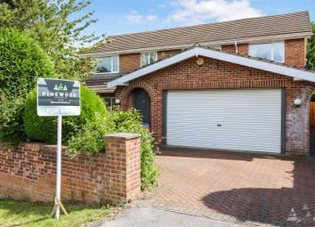 Thumbnail Detached house for sale in Selby Close, Chesterfield, Walton, Chesterfield, Derbyshire