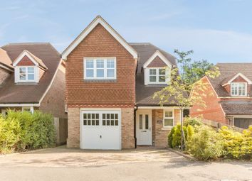 Thumbnail 4 bed detached house for sale in Williamson Close, Wokingham, Wokingham