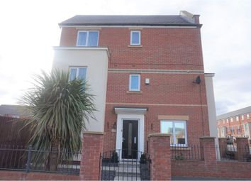 Thumbnail 4 bed semi-detached house for sale in Davy Street, Liverpool