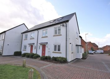3 bed semi-detached house to rent in Camellia Way, Whiteley, Fareham PO15