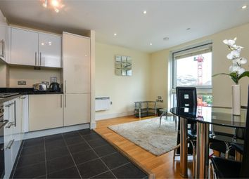 Thumbnail 1 bed flat to rent in Wharfside Point South, 4 Prestons Road, Poplar, London, UK