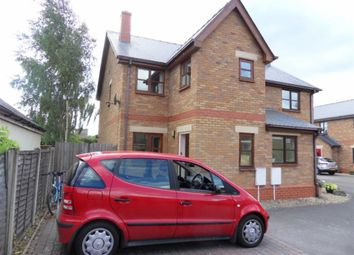 Thumbnail 3 bed semi-detached house to rent in Black Barn Mews, Usk, Monmouthshire