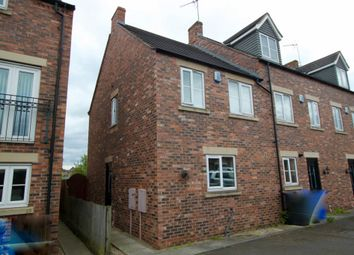 Thumbnail 2 bed semi-detached house for sale in Bursar Way, Long Eaton