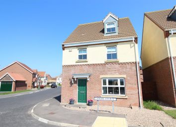 Thumbnail 4 bed detached house for sale in Lancer Court, Scartho Top, Grimsby