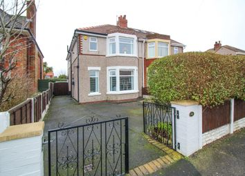 Thumbnail 3 bed semi-detached house for sale in Ettrick Avenue, Fleetwood
