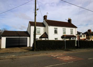Thumbnail 5 bedroom detached house for sale in High Street, Wroughton, Wiltshire