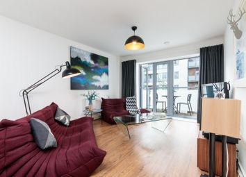 Thumbnail 3 bed flat for sale in Clement Attlee House, Cardigan Road, Bow