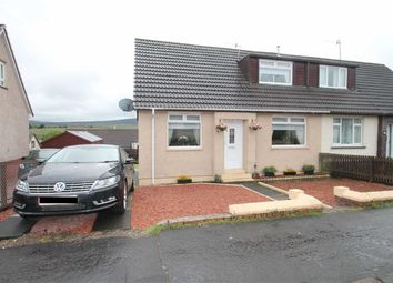 Thumbnail 3 bed semi-detached house for sale in Pagan Walk, Muirkirk, Ayrshire