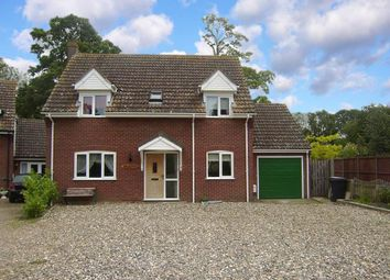 Thumbnail 4 bedroom detached house to rent in The Green, Little Ellingham, Attleborough