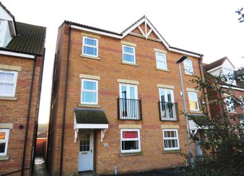 Thumbnail 4 bed town house for sale in Sanders Way, Dinnington, Sheffield