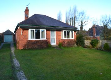 Thumbnail 3 bed detached bungalow to rent in Orchard Close, Hermitage, Thatcham