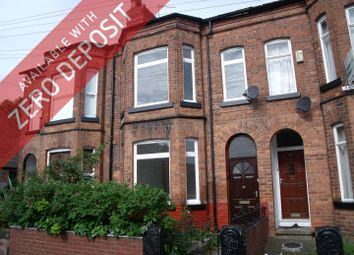 Thumbnail 3 bedroom property to rent in Nuneham Avenue, Withington, Manchester