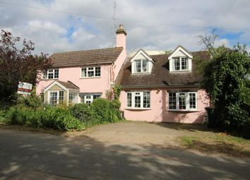 Thumbnail 4 bed cottage for sale in The Rampart, Haddenham, Ely