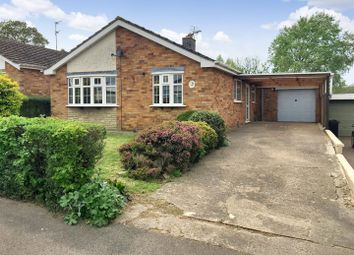 Thumbnail 3 bed detached bungalow for sale in Roman Way, Ancaster, Grantham