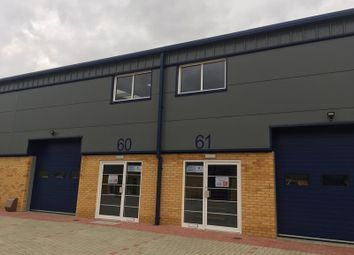 Thumbnail Warehouse for sale in Unit 61 Glenmore Business Park, Portfield, Chichester, West Sussex