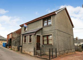 Thumbnail 2 bed flat for sale in North Back Road, Biggar, South Lanarkshire