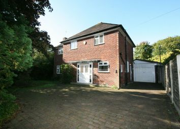 Thumbnail 3 bed detached house for sale in Carlton Road, Hale, Altrincham