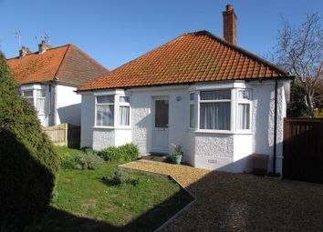Thumbnail 2 bed detached bungalow to rent in The Quay, Mill Street, St. Osyth, Clacton-On-Sea