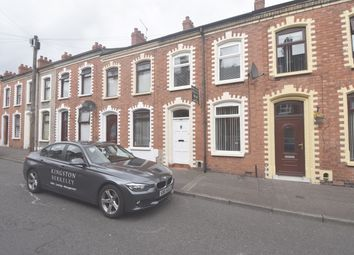Thumbnail 2 bed terraced house to rent in Stratheden Street, Belfast