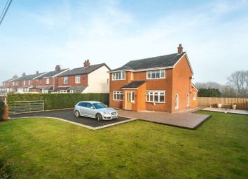Thumbnail 3 bed detached house for sale in Mossy Lea Road, Wrightington, Wigan