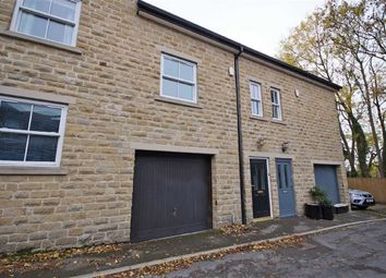 Thumbnail 3 bed town house to rent in Back Chatsworth Grove, Harrogate, North Yorkshire