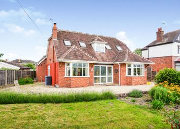 Thumbnail 4 bed detached bungalow for sale in Bridgnorth Road, Wolverhampton