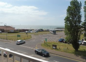 Thumbnail 2 bed flat for sale in West Road, Clacton-On-Sea