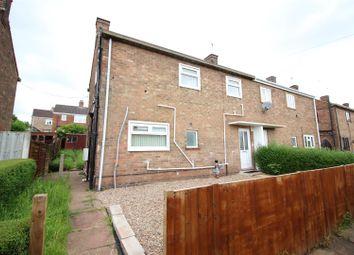 Thumbnail 2 bed property for sale in Coronation Avenue, Sandiacre, Nottingham