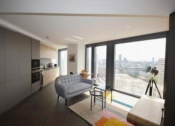 Thumbnail 1 bedroom flat to rent in Chronicle Tower, Lexicon, City Road, London